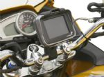 "SW MOTECH: TRIUMPH Handlebar GPS-PDA mount for 7/8"" 22mm Bars. GPS.00.308.100"